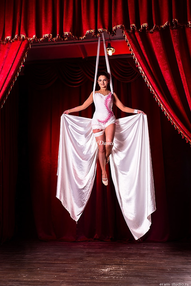 Фотостудия москва стиль цирка